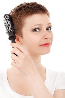 Cepillado de cabello