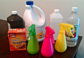 Diy With Mrs Koone Diy Household Cleaners