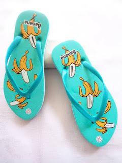 Sandal Banana Anak | Sandal terbaru & termurah
