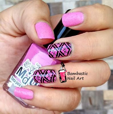 Mundo de unas stamping nail art