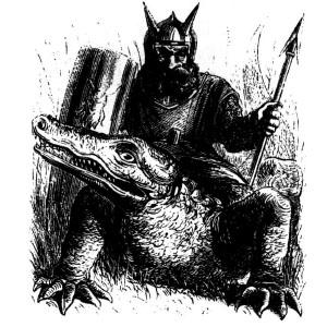 Goetia - Sallos (ilustração)