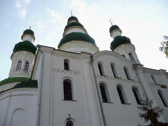 Чернигов. Елецкий монастырь. Успенский собор. XII в.