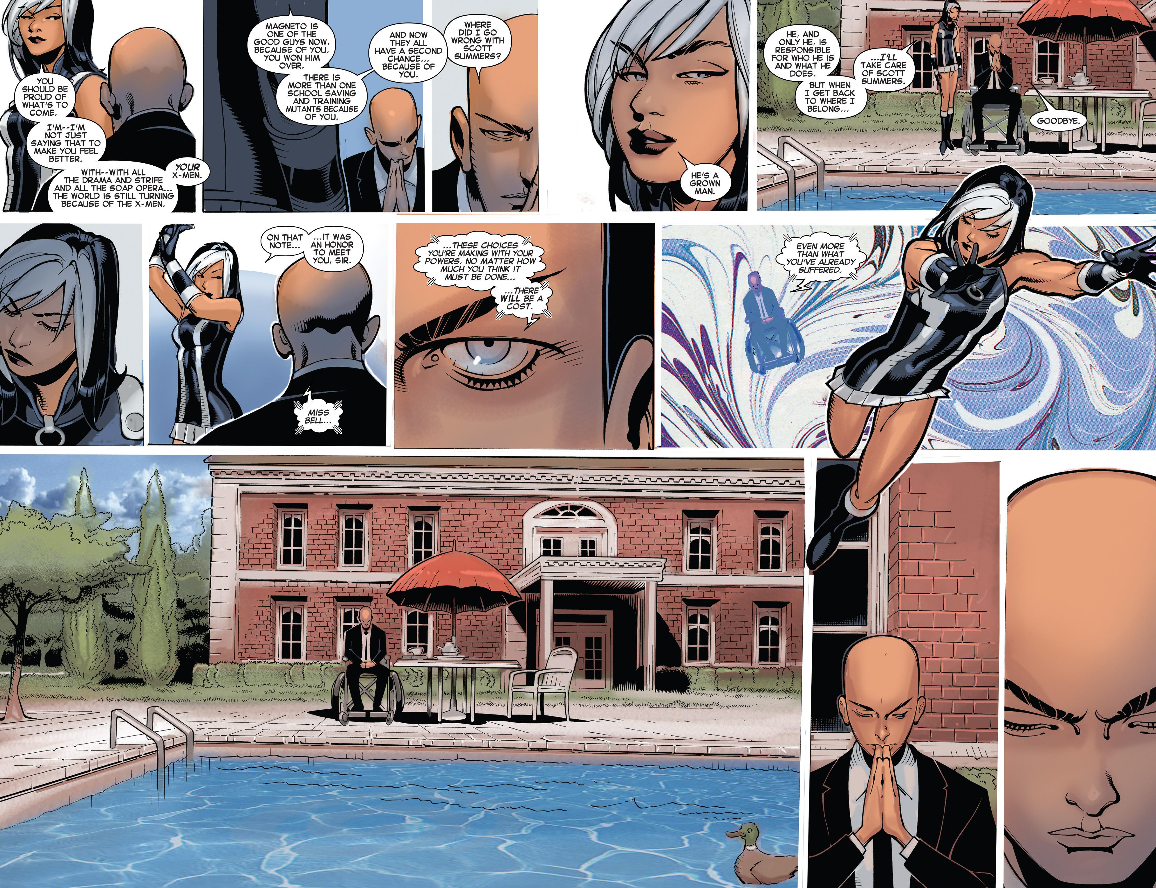 Read online Uncanny X-Men (2013) comic -  Issue #31 - 13