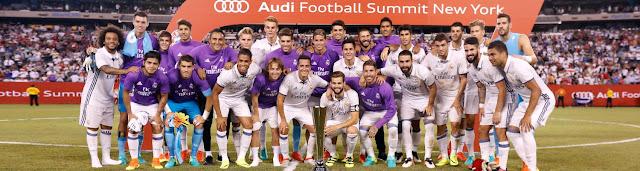 Cronica :FC Bayern München vs Real Madrid : Todo listo