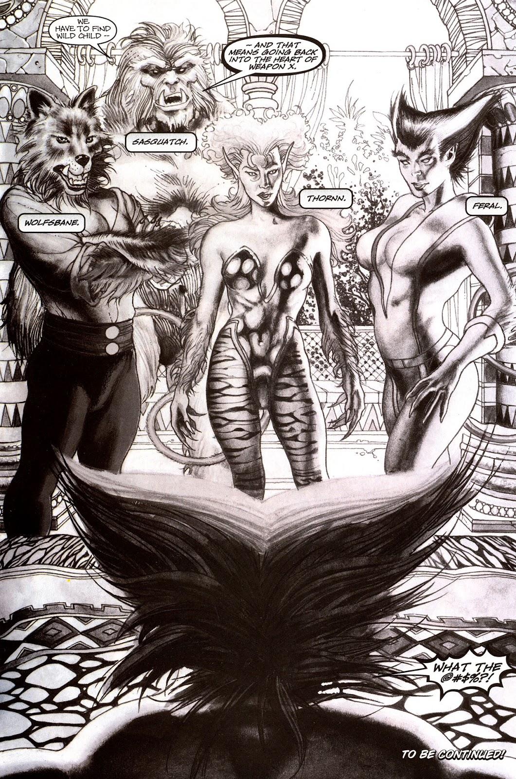 Read online Wolverine (2003) comic -  Issue #53 - 21