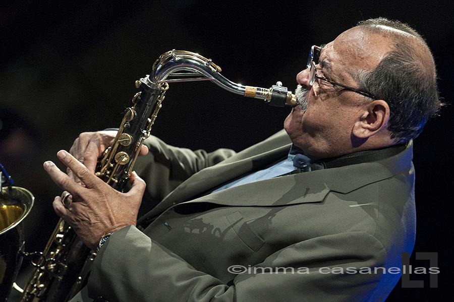 Ernie Watts, Nova Jazz Cava, Terrassa, 23-març-2019