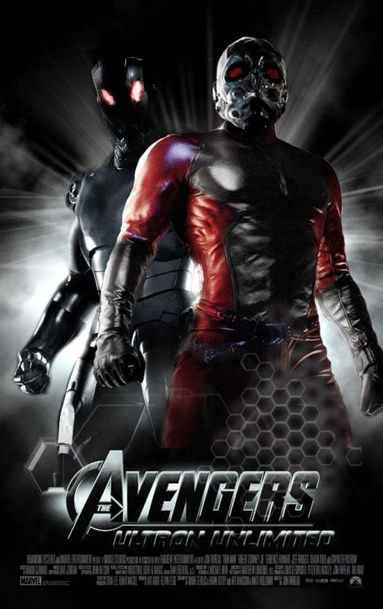 The Avengers 2 : Age of Ultron ดิ อเวนเจอร์ส: มหาศึกอัลตรอนถล่มโลก [HD]