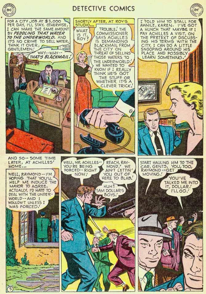 Read online Detective Comics (1937) comic -  Issue #174 - 29