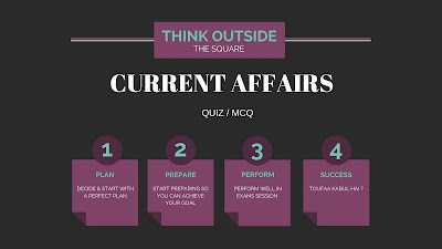 Daily Current Affairs Quiz - 9th April 2018