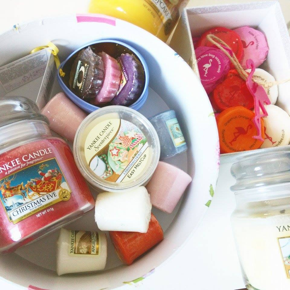 For My Wax Melts (mainly All The Ones From Flamingo Candles), I Store In An  Empty Clean Large Jar From Yankee Candle. The Rest, I Organize Into A Small  ...