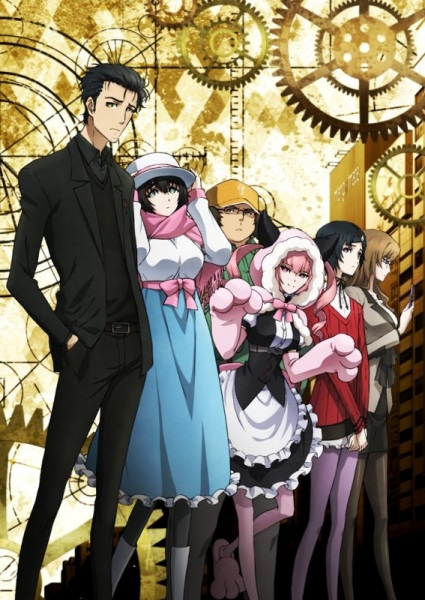 Steins;Gate 0, Anime Steins;Gate 0,Tải Về Steins;Gate 0