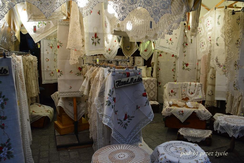 Świąteczny Jarmark w Krakowie
