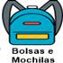 Bolsas e mochilas (aparece ao passar o mouse)