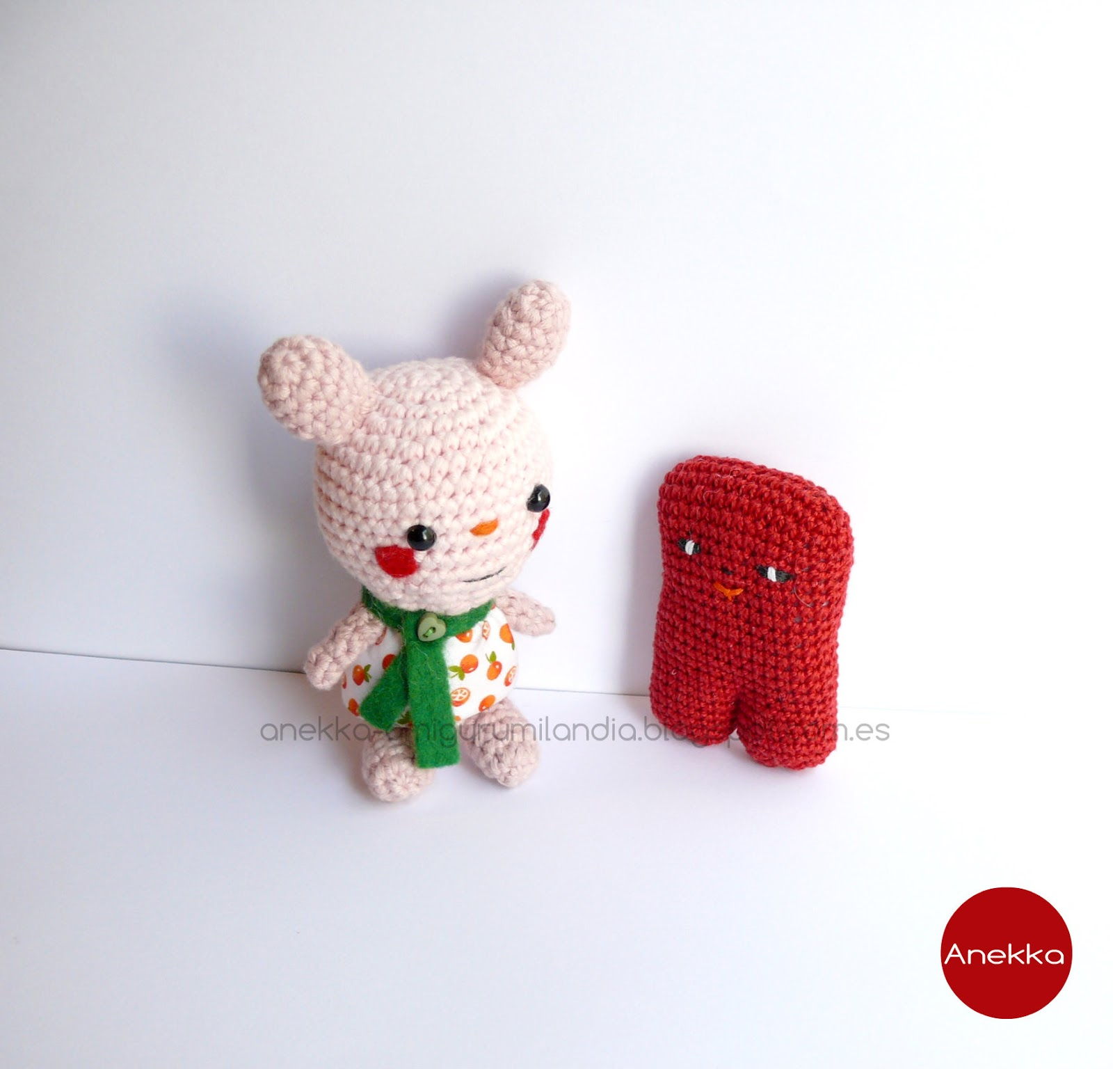 crochet dolls  handmade love