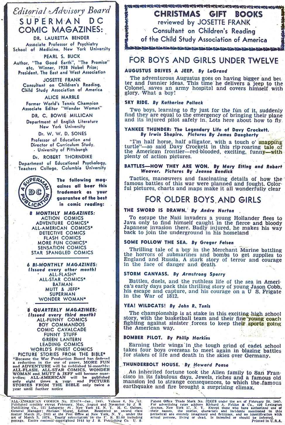 Read online All-American Comics (1939) comic -  Issue #63 - 2