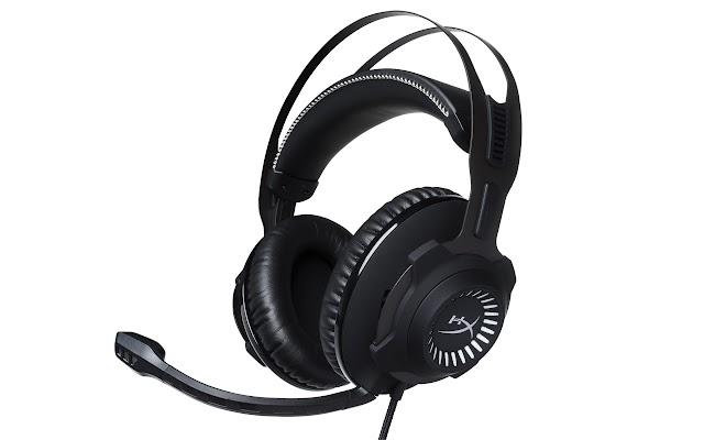【電競耳機】HyperX Cloud Revovler S 杜比環迴立體聲帶你走入遊戲世界