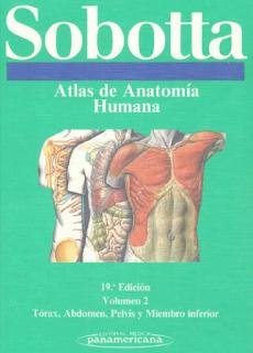 Sobotta Atlas De Anatomia - 19a Edicion