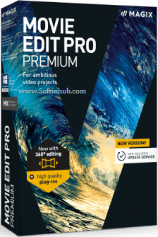 MAGIX Movie Edit Pro 2017 Premium
