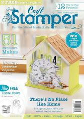 Published in Craft Stamper June 2016