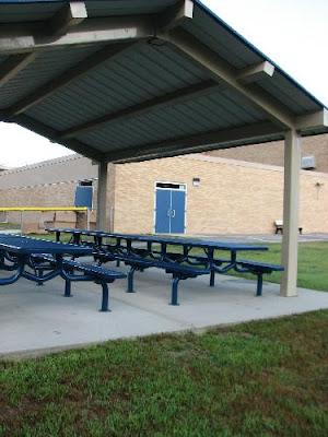 Picnic Area Quashnet Elementary