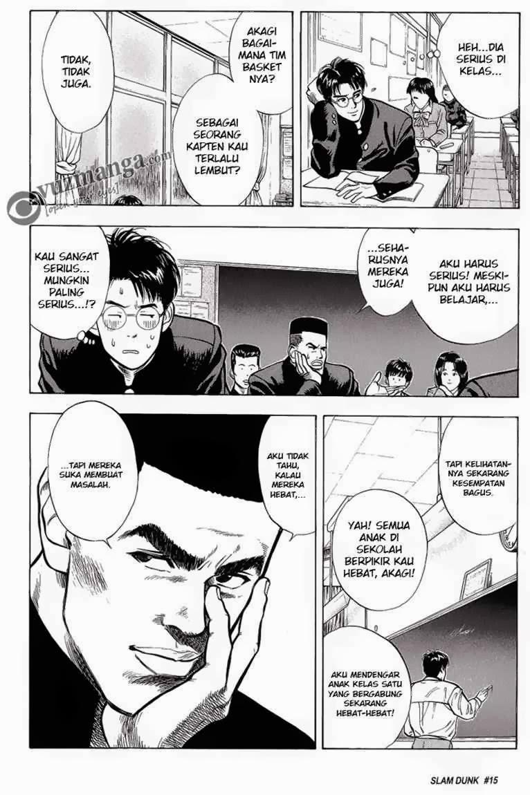 Komik slam dunk 015 - ketika hari hujan 16 Indonesia slam dunk 015 - ketika hari hujan Terbaru 5|Baca Manga Komik Indonesia|