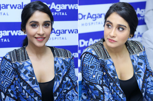 Regina Cassandra At Dr Agarwals Eye Hospital Launch Gallery