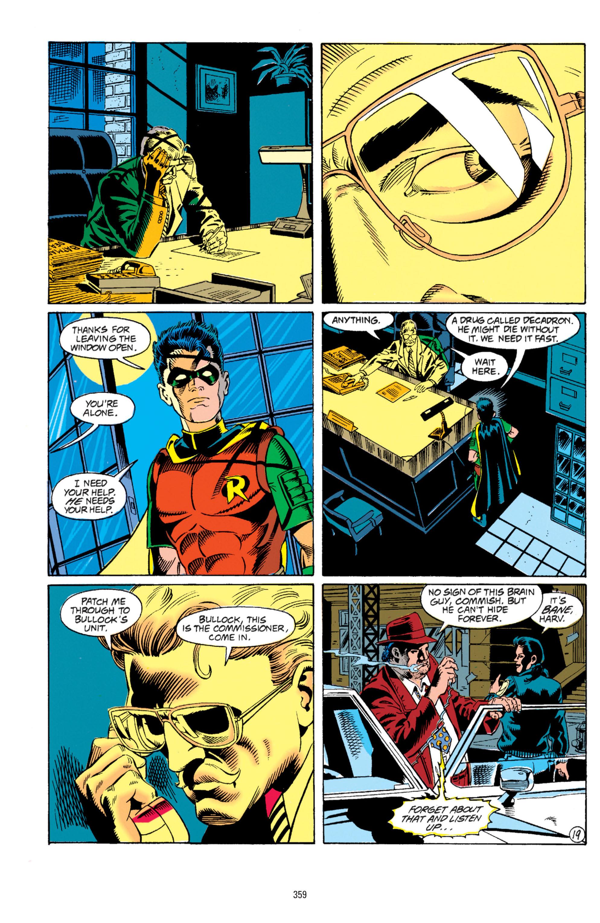 Detective Comics (1937) 664 Page 19