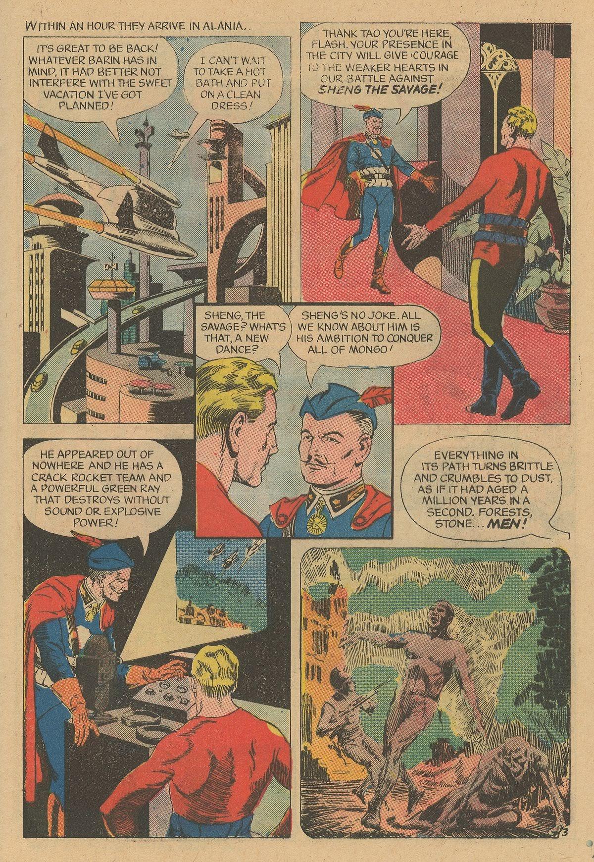 Flash Gordon (1969) issue 12 - Page 5