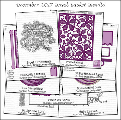 December 2017 Bread Basket Bundle