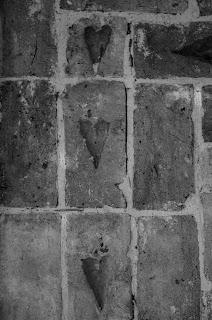 heart bricks