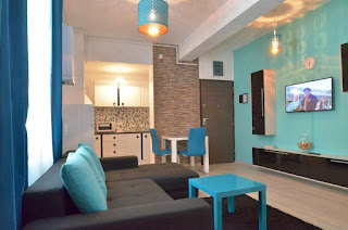 Apartamente in regim hotelier