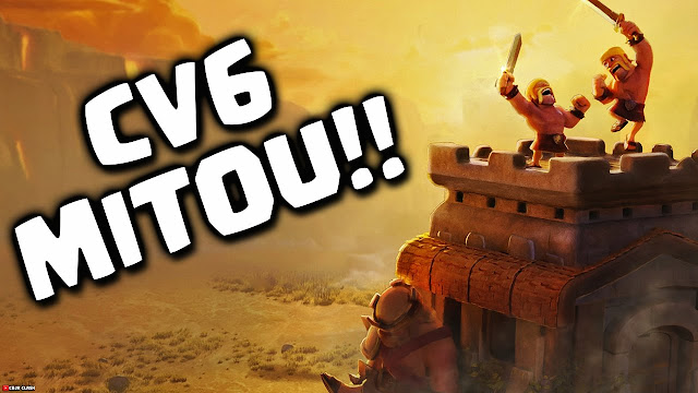 CV6 na Titã - Clash of Clans