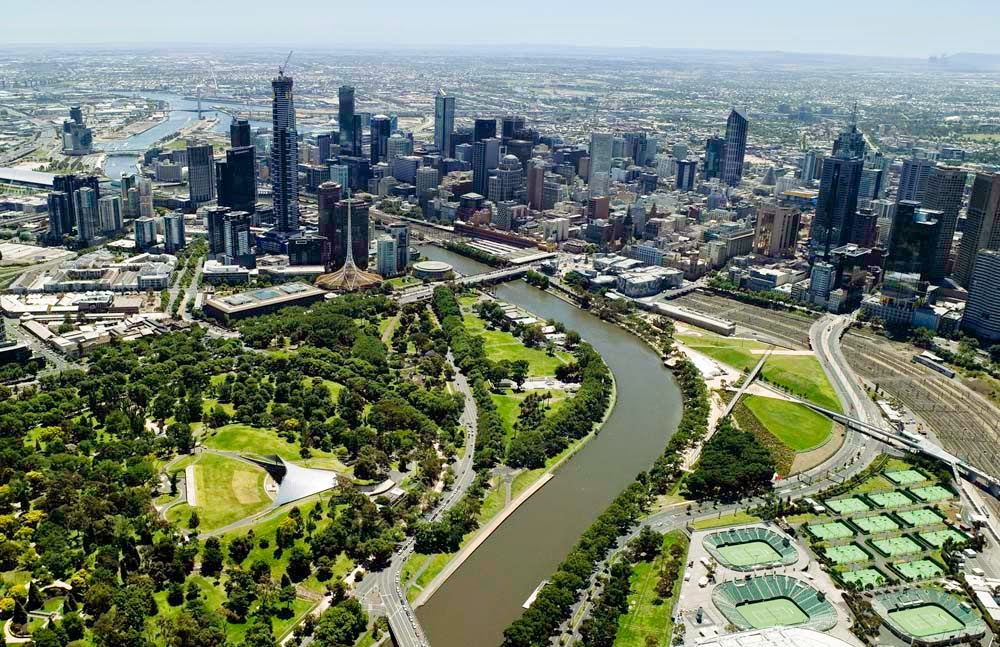 #Melbourne - #Austrália