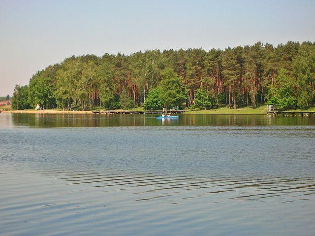 jeziora lubuskie, kajakarstwo, sport, woda