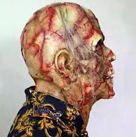 halloween terrorist zombie mask