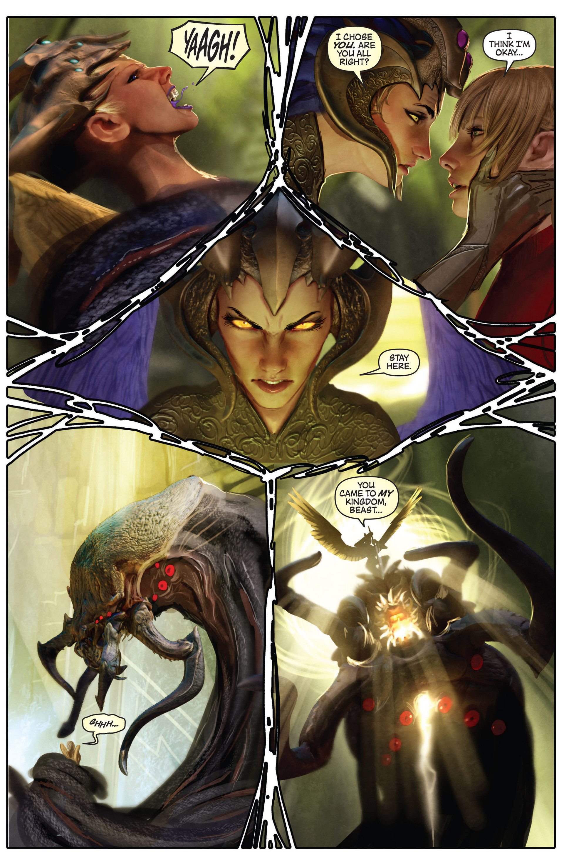 Read online Artifacts comic -  Issue #24 - 18