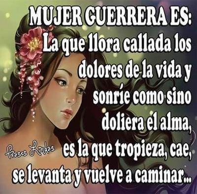 Tarjetas De Mujeres Guerreras Www Imagenesmi Com