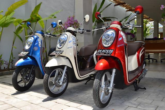 Pekembangan Teknologi Sepeda Motor