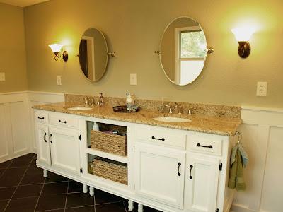 6 Foot Bathroom Vanity