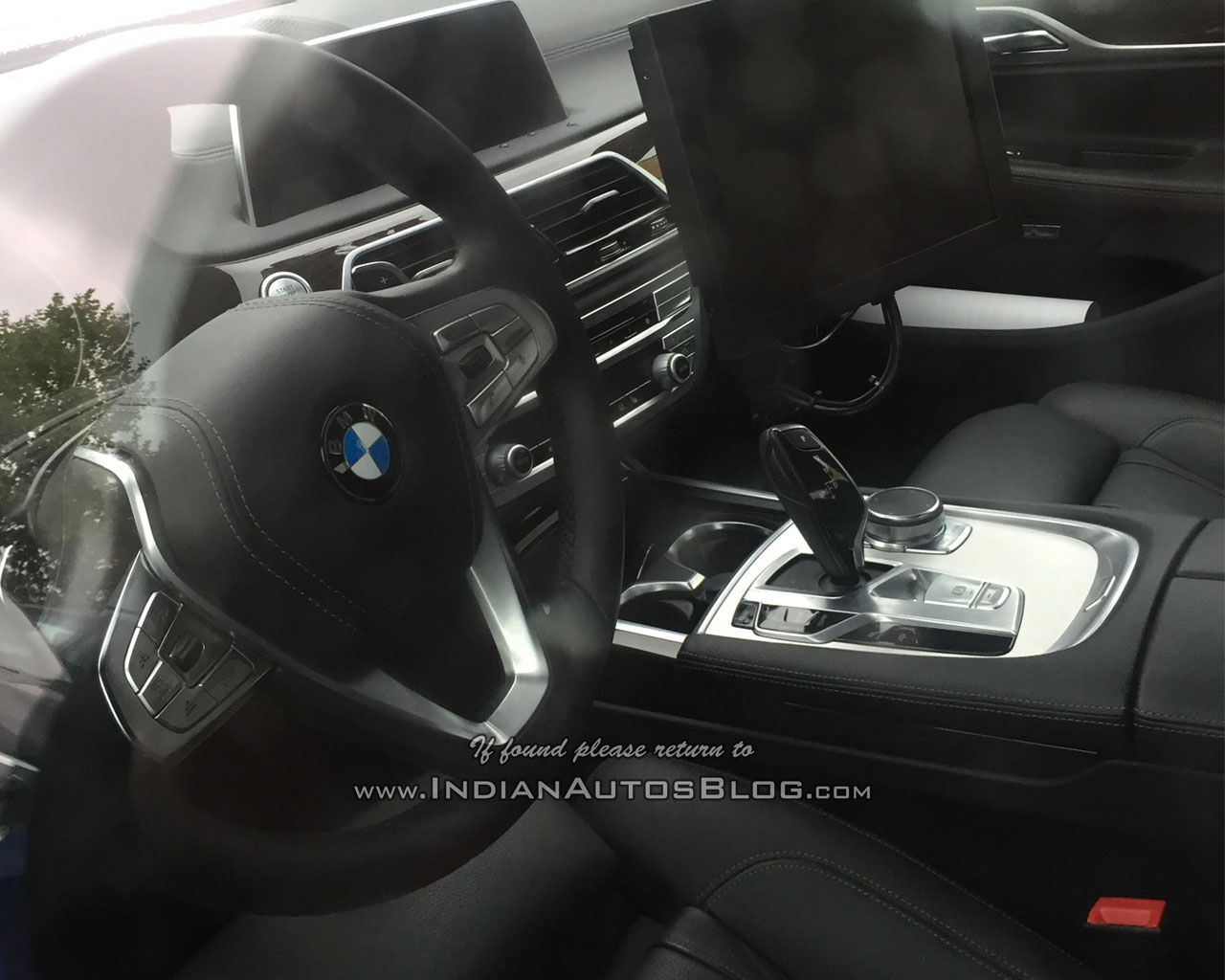 BMW 5 Series Bmw 5 Series Interior All New BMW 5 Series Interior Snapped