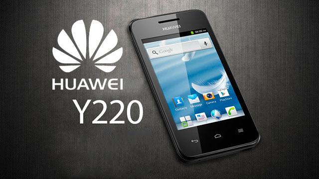 rom stock Huawei Ascend Y220-U05