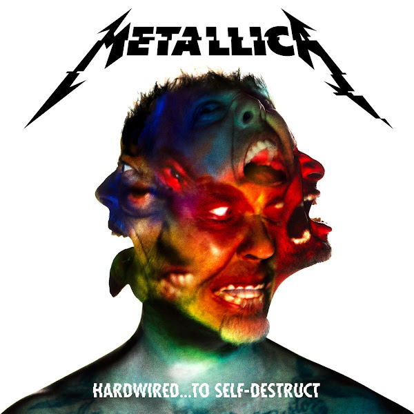 Metallica - Hardwired ... To Self-Destruct (Deluxe) Cover