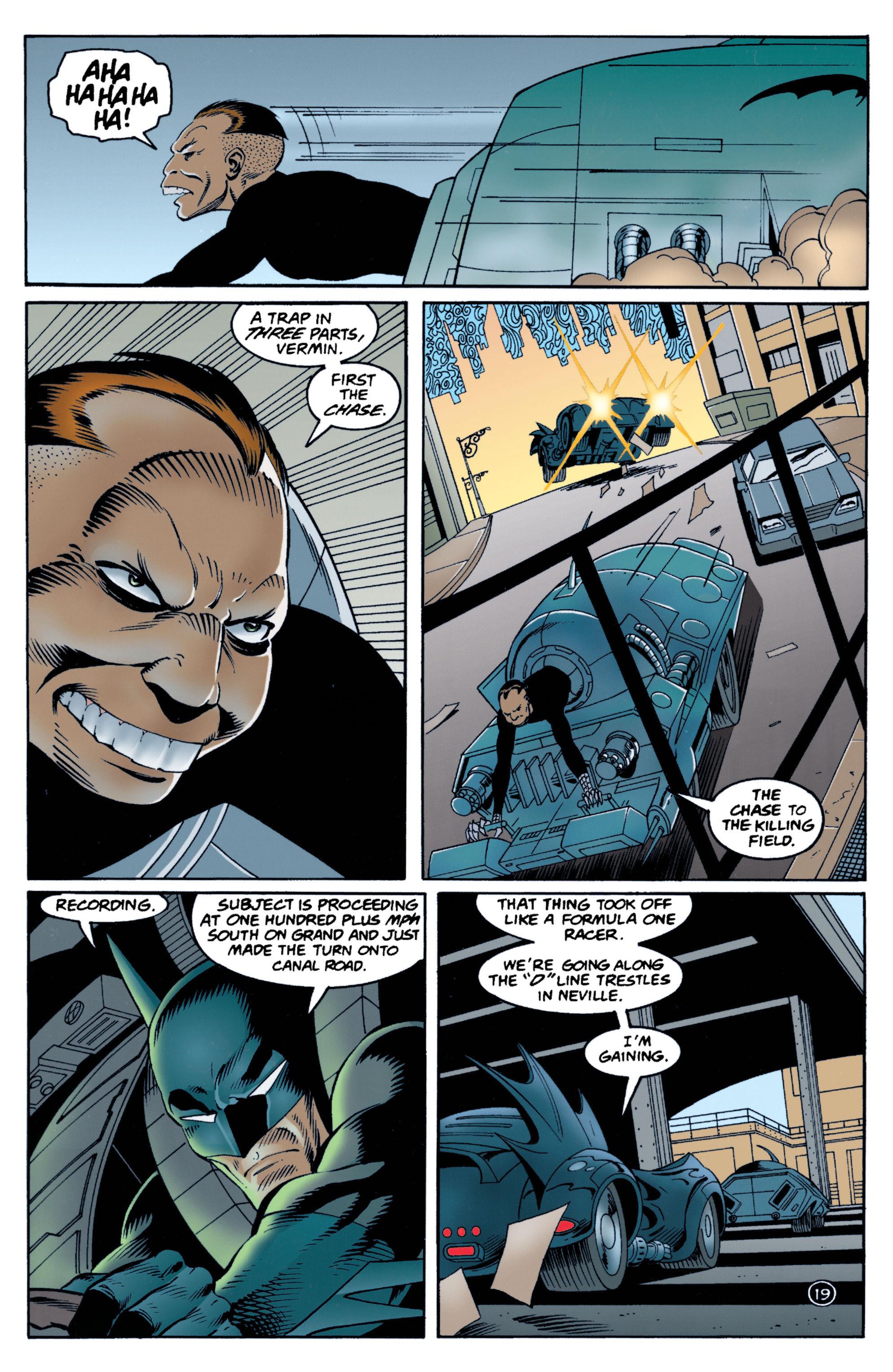 Detective Comics (1937) 717 Page 18
