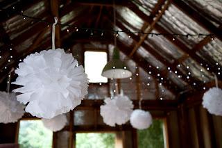 Tasma House Barn Wedding Decorations
