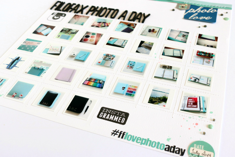 photo love | Scrapbooking Layout