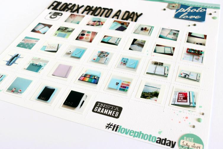 photo love   Scrapbooking Layout