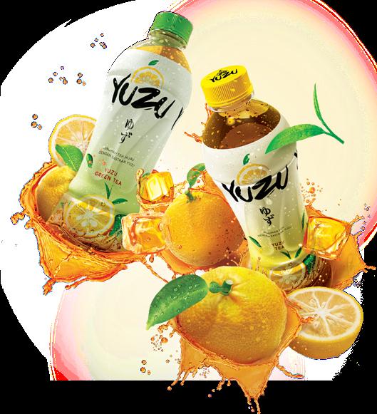 Yuzu Minuman Sehat Segar Alami