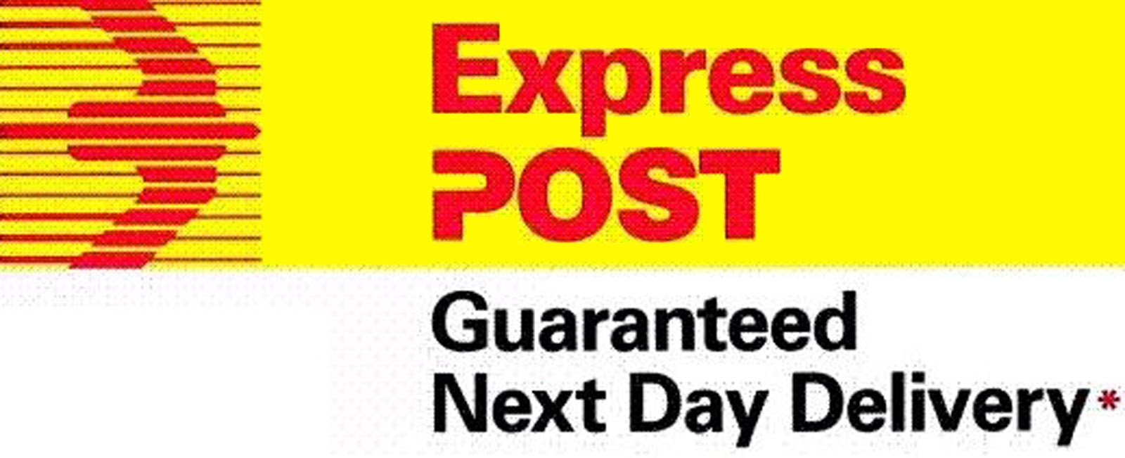Image result for express post next day delivery