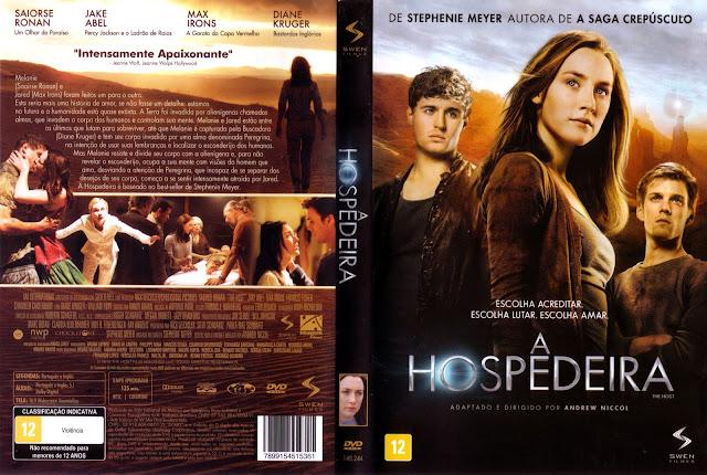 Capa DVD A Hospedeira