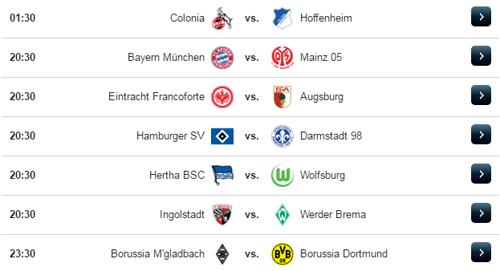 Jadwal Liga Jerman Sabtu 22 April 2017